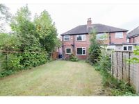 3 bed semi for sale Hazel Grove, Stockport, SK74NU
