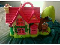 ELC Plastic house