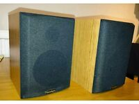 Paradigm vintage bookshelf speakers