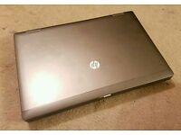 "HP Probook 6475B, Metal, windows 7, 4gb Ram, 200gb HDD, Wifi, A6 AMD Processor, 14.1"" Screen"
