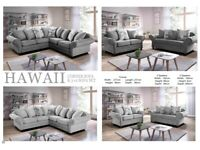🤩TOP TRENDY 3-SEATER, 2-SEATER & CORNER SOFA BED IS ON FOR SALE CLEARANCE OFFER [FAST DELIVERY]😍