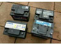 Car battery only £20 each full charge and working