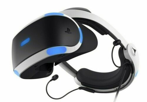 NEW Sony PlayStation VR PS4 Virtual Reality Headset Core Bundle • PS CUH-ZVR2