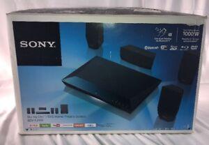 Sony BDV-E2100 5.1 Channel 1000 Watt Full 1080p 3DHD Blu-ray Home Theater System