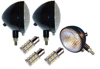 Headlights Rear Combo Light John Deere 320 330 420 430 40 Tractor At10569