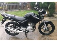 2015 Yamaha YBR 125 Motorbike