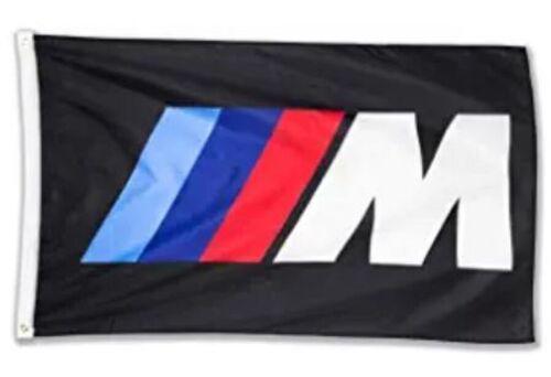 BMW M POWER 3X5 FLAG M3 M4M5 MOTORSPORT RACING IIIM BANNER ROADSTER POSTER