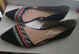 Brand New Flat Shoes Size 6