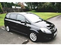 IMMACULATE 2014 VAUXHALL ZAFIRA 7 SEATER MPV*picasso scenic galaxy touran astra s max ford audi