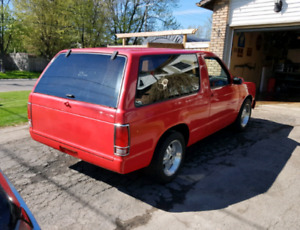 1988 s15/s10  jimmy with sbc looking to trade