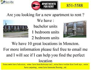 bachelor-1 bed- 2 bed , varity of units at 12 locations ,