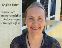 Tutor for learning English