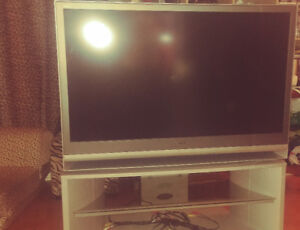 Tv Sony a projection