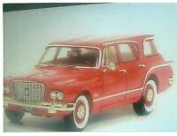 plymouth valiant station wagon 1960 1962