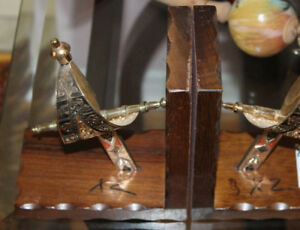 Vintage Toledo Sword Bookend