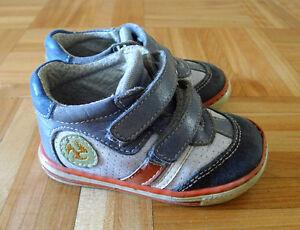 souliers en cuir, Lil Paolo, taille 21