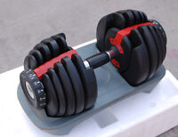 Brand New Adjustable Dumbbells 52.5 lbs