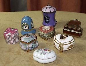 Music Boxes Collctable