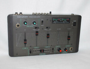 Genexxa 32-8208 4 Channel Sound Mixer With Tone Control