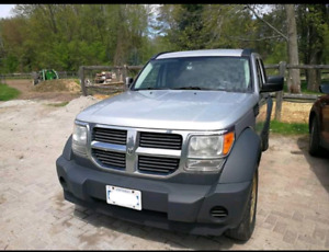 "2007 Dodge Nitro ""as-is"""