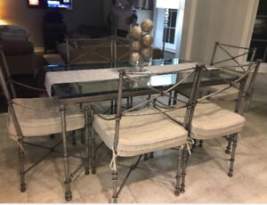 Dining Table Set from Pier One