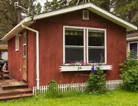 CABIN & LOT FOR SALE - Wasagaming - Old Campground - RMNP