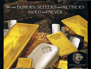 **** Gold & Refining Services - Since 2010 ****