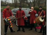 *THE DHOL ENTERTAINERS & BAND BAJA