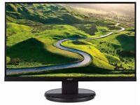 Acer K272HL ZeroFrame 27 inch LED Monitor Screen Full HD