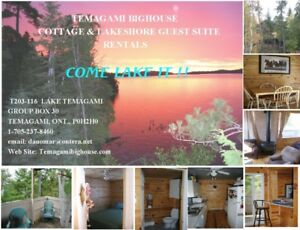 Book a Lake Temagami Visit INSTEAD!