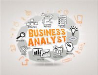 Entry-level IT Business Analyst (BA) Training & Placement Assist