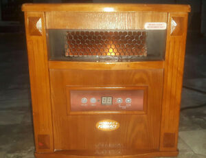 For sale: infrared portable heater