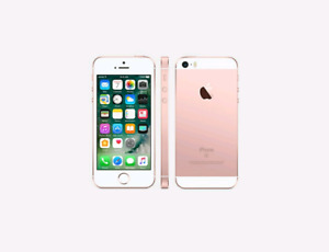 Iphone se rose or impeccable bell Virgine mobile
