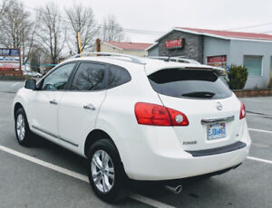 2013 Nissan Rogue (front wheel drive)