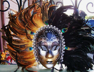 Masks From New Orleans