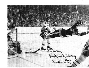 THE MOST FAMOUS HOCKEY PHOTO BOBBY ORR London Ontario image 1