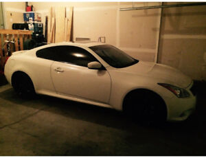 2008 Infiniti G37x Sport Coupe (2 door)