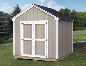 Sheds are our Specialty but we do Siding Windows Doors Roofing