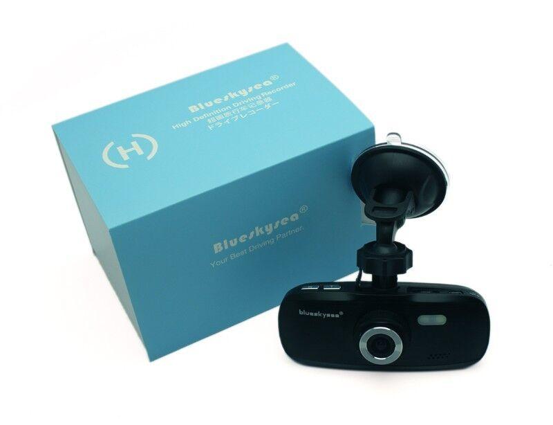 New-G1W-C-Car-Dash-Camera-DVR-NTK96650-Chip-AR0330-Lens-Capacitor-Vision
