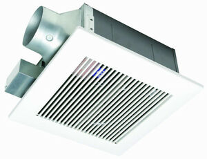 Panasonic Ventillation Fans - Super Quiet - ON SALE!