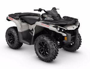 2017 Can Am Outlander DPS Power Steering / Brand New
