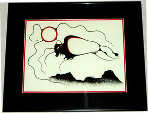 Buffalo by Tuck Reid Campbell River Comox Valley Area image 1