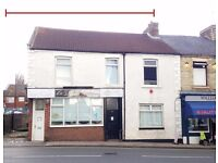 :: Potential Corner Shop A3 + 5 Bedroom Residential To-Let/Lease (flexible terms) in Durham, DL15