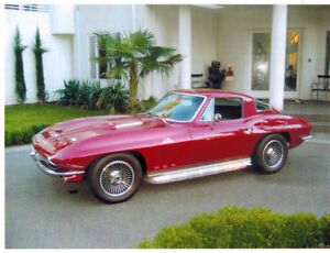 ORIGINAL 1966 Corvette 427/ 390 HP