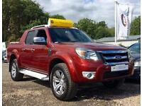 2009 Ford Ranger 3.0 TDCi Double Cab Wildtrak 4x4 4dr