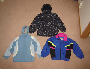 Girls Winter and Spring Jackets, Clothes - sz 10, 12, 14 Strathcona County Edmonton Area image 3