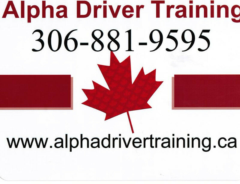 Driving School 6 Hours In Class On Jan 13 Call 306 881 9595 Other