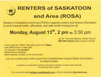 Meeting Monday August 13 Renters