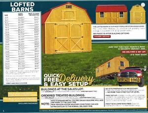 Old Hickory Buildings - Lofted Barns, Barns & Utility Sheds London Ontario image 4
