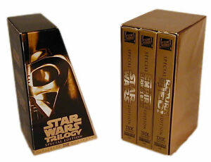 Star Wars Trilogy (Special Edition) VHS